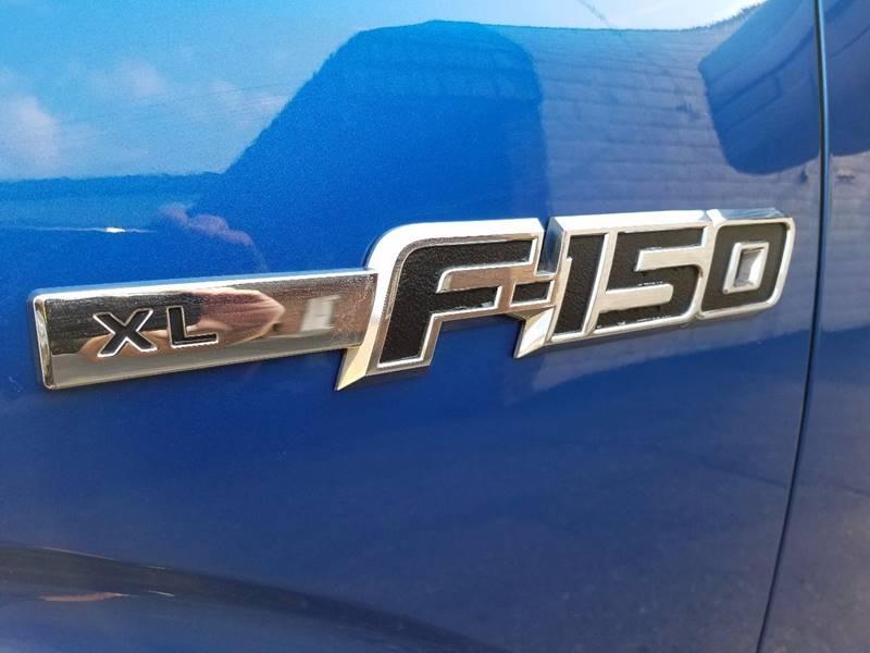 2010 Ford F-150 4x2 XL 4dr SuperCab Styleside 6.5 ft. SB - Follansbee WV