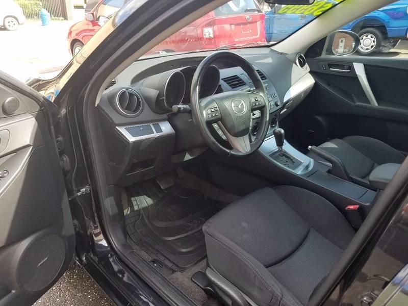 2010 Mazda MAZDA3 s Sport 4dr Sedan 5A - Follansbee WV