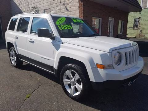 2012 Jeep Patriot for sale in Follansbee, WV