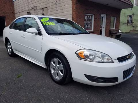 2010 Chevrolet Impala for sale in Follansbee, WV