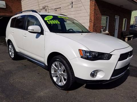 2012 Mitsubishi Outlander for sale in Follansbee, WV