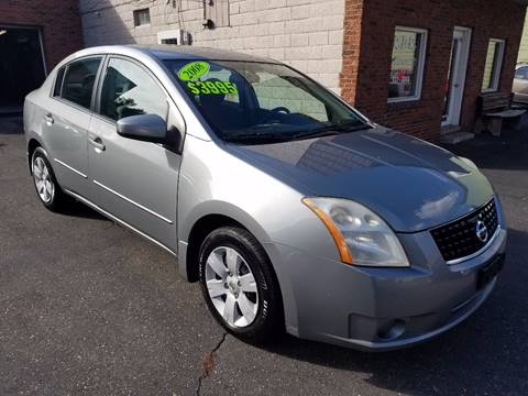 2008 Nissan Sentra for sale in Follansbee, WV