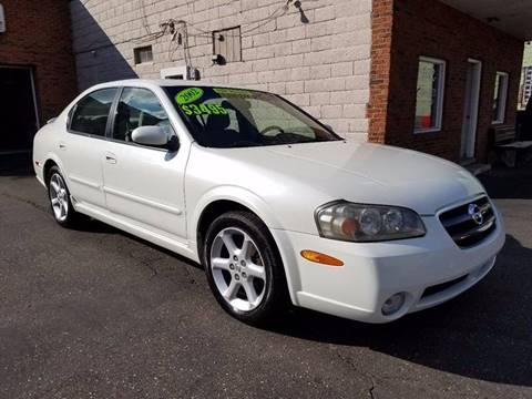 2002 Nissan Maxima for sale in Follansbee, WV