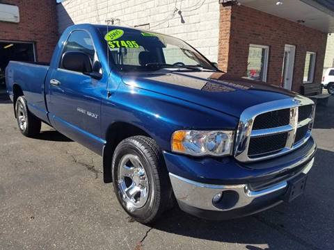 2005 Dodge Ram Pickup 1500 for sale in Follansbee, WV