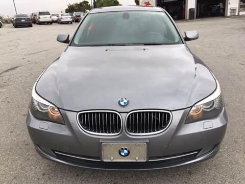 2008 BMW 5 Series for sale at CARSTER in Huntington Beach CA