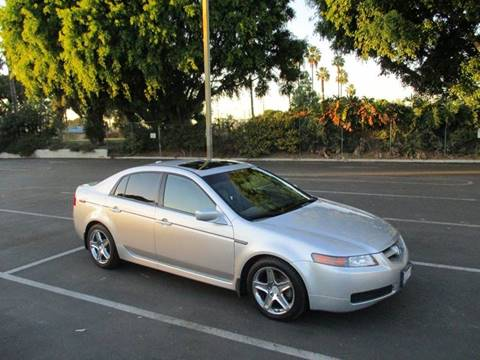2006 Acura TL for sale at CARSTER in Huntington Beach CA