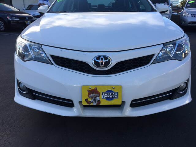 2014 Toyota Camry SE 4dr Sedan - Huntington Beach CA