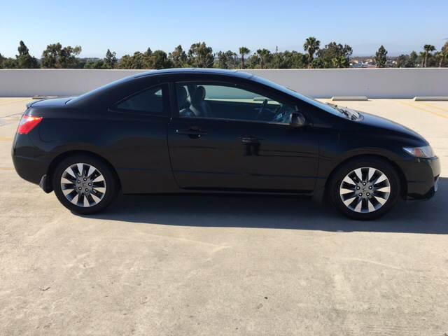 2009 Honda Civic EX 2dr Coupe 5A - Huntington Beach CA