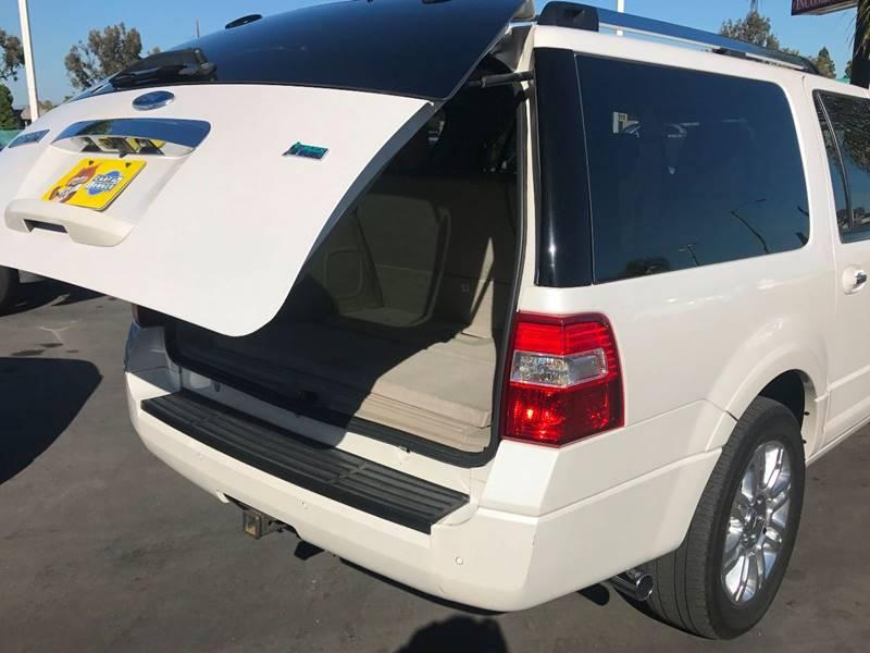 2012 Ford Expedition EL 4x2 Limited 4dr SUV - Huntington Beach CA