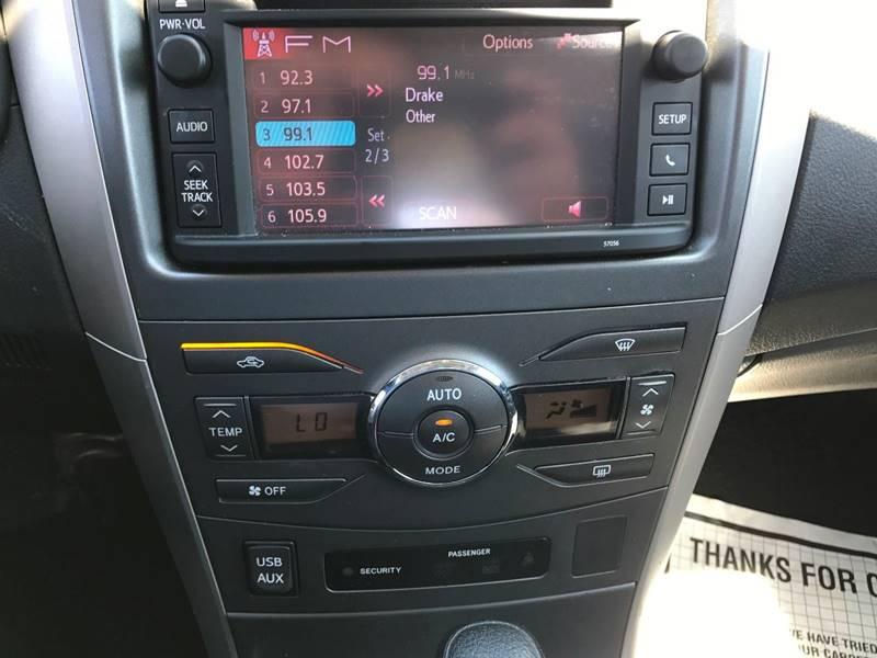 2013 Toyota Corolla S 4dr Sedan 4A - Huntington Beach CA