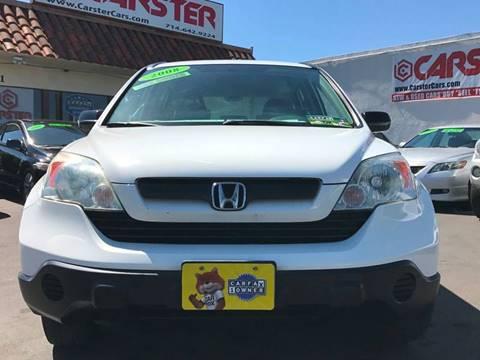 2008 Honda CR-V for sale at CARSTER in Huntington Beach CA