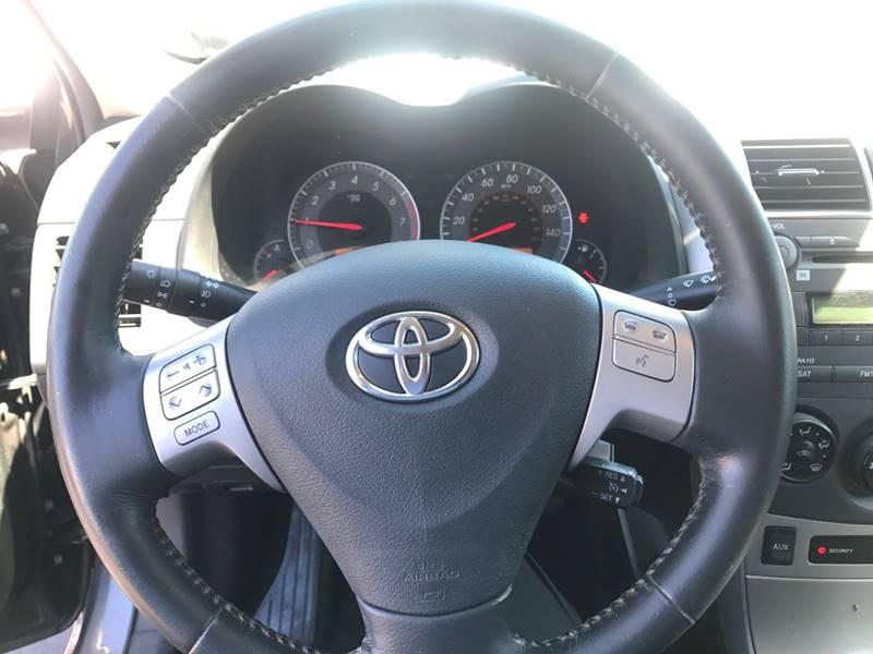 2009 Toyota Corolla XRS 4dr Sedan 5A - Huntington Beach CA
