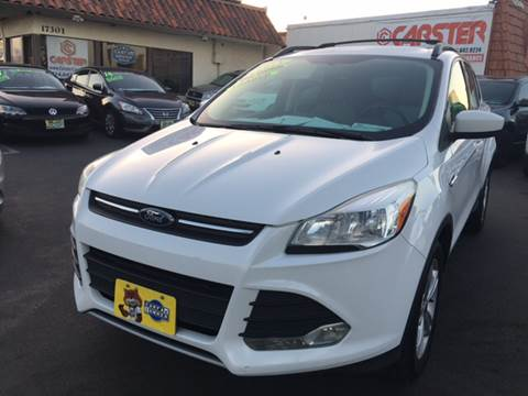2013 Ford Escape for sale at CARSTER in Huntington Beach CA