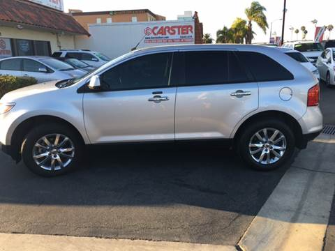 2011 Ford Edge for sale at CARSTER in Huntington Beach CA