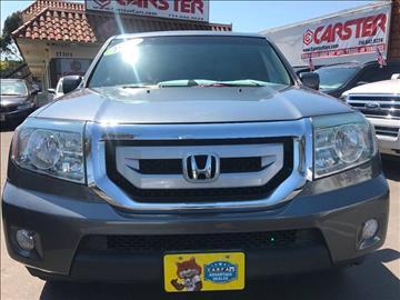 2011 Honda Pilot for sale at CARSTER in Huntington Beach CA