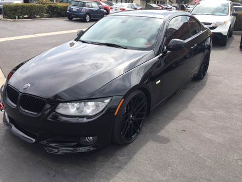 2011 BMW 3 Series for sale at CARSTER in Huntington Beach CA