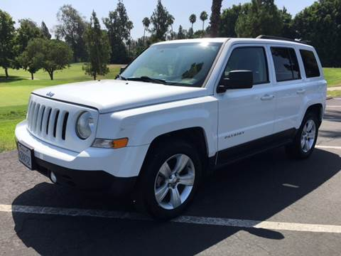 2013 Jeep Patriot for sale at CARSTER in Huntington Beach CA