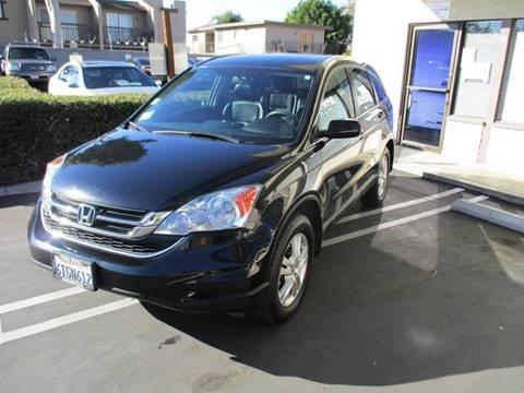 2011 Honda CR-V for sale at CARSTER in Huntington Beach CA