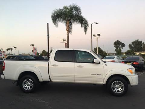 2005 Toyota Tundra for sale at CARSTER in Huntington Beach CA
