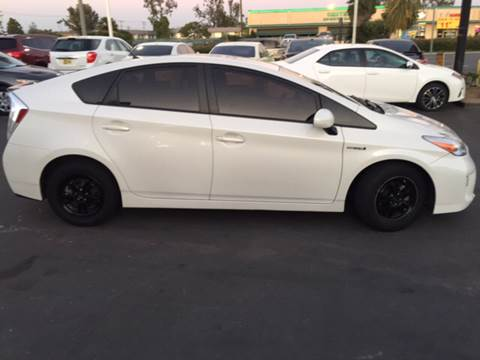 2014 Toyota Prius for sale at CARSTER in Huntington Beach CA