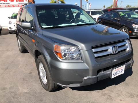 2008 Honda Pilot for sale at CARSTER in Huntington Beach CA