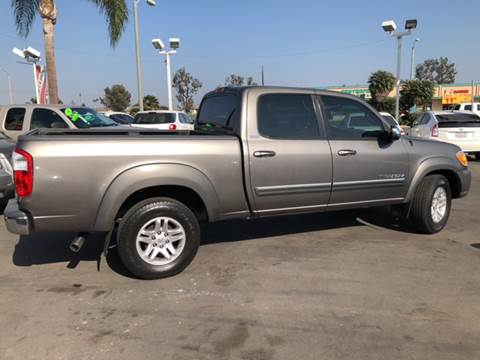 2006 Toyota Tundra for sale at CARSTER in Huntington Beach CA