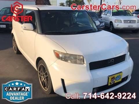 2009 Scion xB for sale at CARSTER in Huntington Beach CA