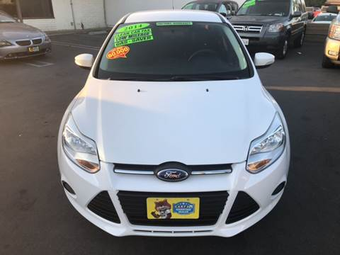 2014 Ford Focus for sale in Huntington Beach, CA