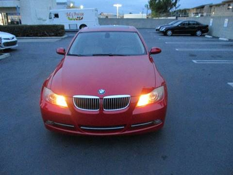2007 BMW 3 Series for sale at CARSTER in Huntington Beach CA