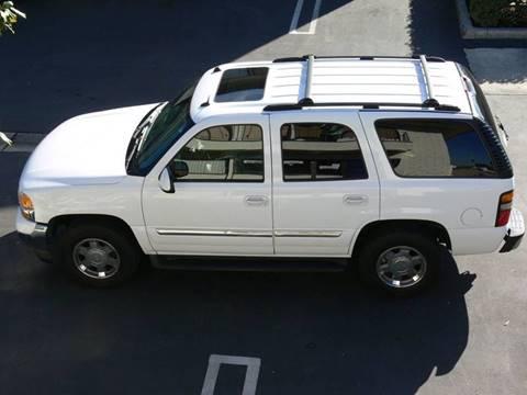2005 GMC Yukon for sale at CARSTER in Huntington Beach CA