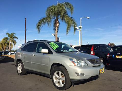 2005 Lexus RX 330 for sale at CARSTER in Huntington Beach CA