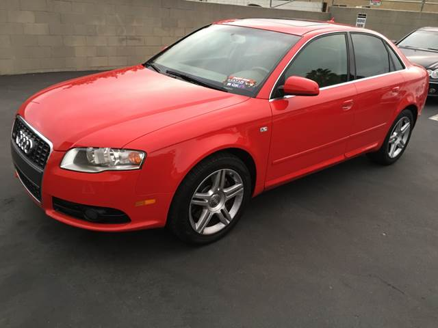 2008 Audi A4 for sale at CARSTER in Huntington Beach CA