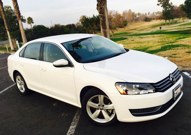 2012 Volkswagen Passat for sale at CARSTER in Huntington Beach CA