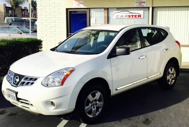 2011 Nissan Rogue for sale at CARSTER in Huntington Beach CA