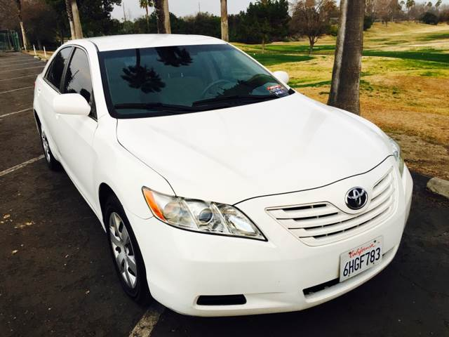 2009 Toyota Camry for sale at CARSTER in Huntington Beach CA
