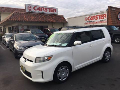 2012 Scion xB for sale at CARSTER in Huntington Beach CA