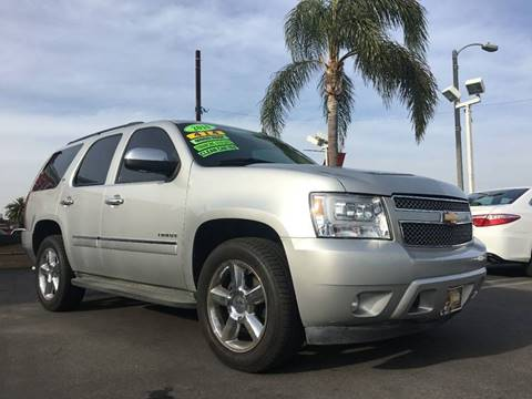 2010 Chevrolet Tahoe for sale at CARSTER in Huntington Beach CA