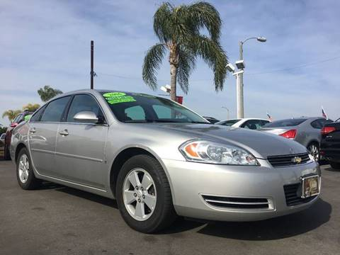 2006 Chevrolet Impala for sale at CARSTER in Huntington Beach CA