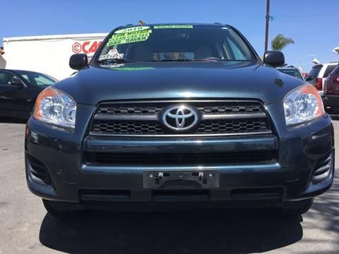 2010 Toyota RAV4 for sale at CARSTER in Huntington Beach CA