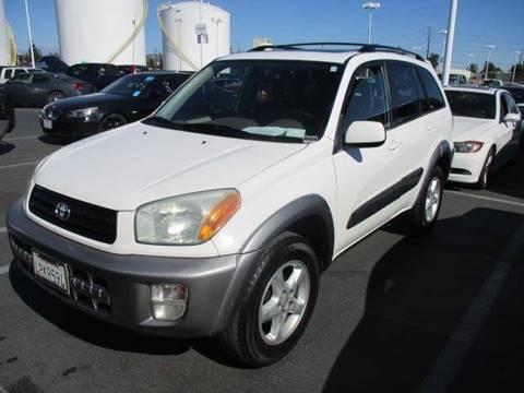 2001 Toyota RAV4 for sale at CARSTER in Huntington Beach CA