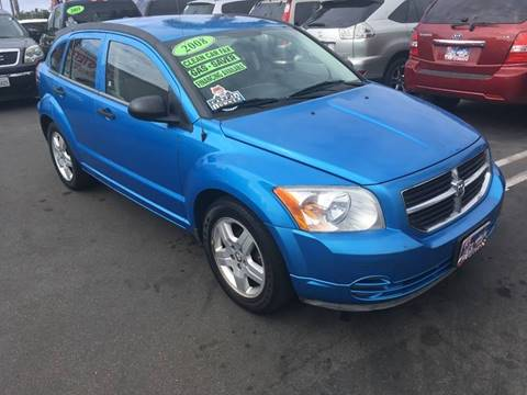 2008 Dodge Caliber for sale at CARSTER in Huntington Beach CA