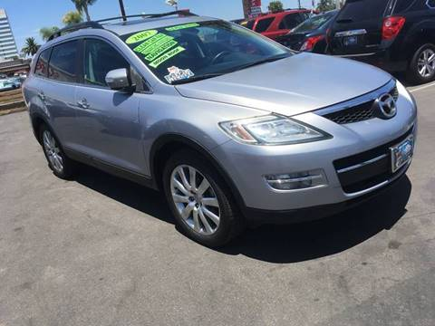 2007 Mazda CX-9 for sale at CARSTER in Huntington Beach CA