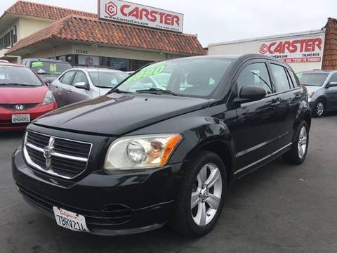 2010 Dodge Caliber for sale at CARSTER in Huntington Beach CA