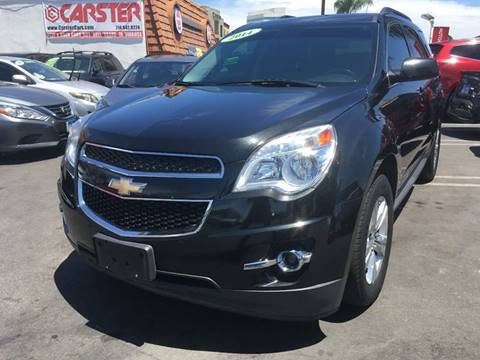 2014 Chevrolet Equinox for sale at CARSTER in Huntington Beach CA