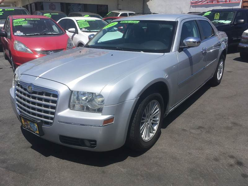 2010 Chrysler 300 for sale at CARSTER in Huntington Beach CA