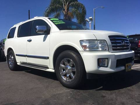 2006 Infiniti QX56 for sale at CARSTER in Huntington Beach CA