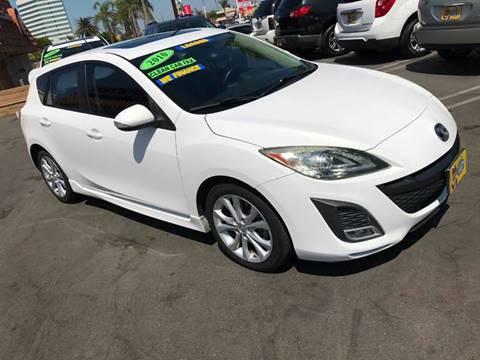 2010 Mazda MAZDA3 for sale at CARSTER in Huntington Beach CA