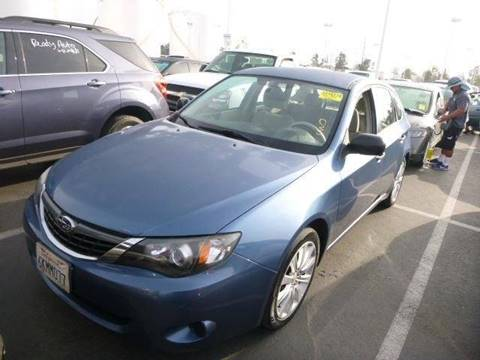 2008 Subaru Impreza for sale at CARSTER in Huntington Beach CA
