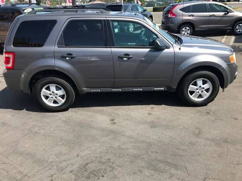 2012 Ford Escape for sale at CARSTER in Huntington Beach CA