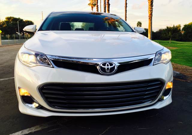 2015 Toyota Avalon for sale at CARSTER in Huntington Beach CA
